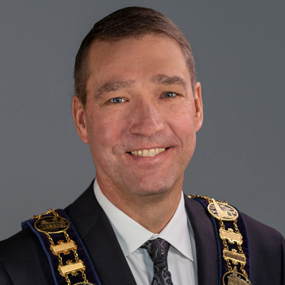 Mayor John Taylor, Town of Newmarket